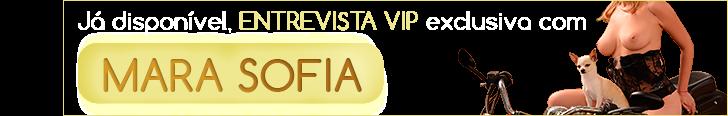 Entrevista VIP Mara Sofia