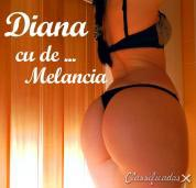 WEBCAM SHOWS so para ti !! Diana cu de melancia