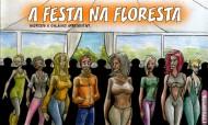 BD: A festa na floresta