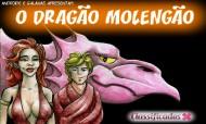 BD: O dragão molengão