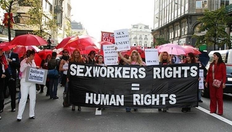 Dia Internacional das Trabalhadoras do Sexo
