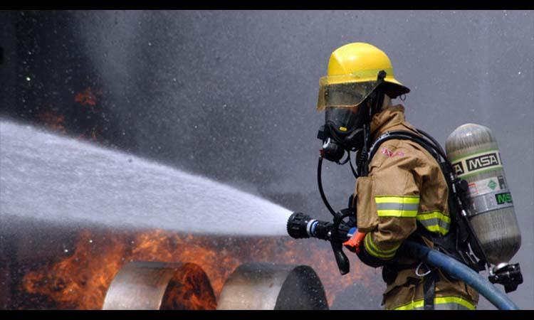 A «mangueira» do bombeiro!