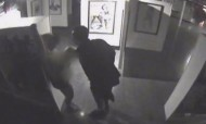 Casal apanhado a fazer sexo em museu erótico