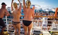 Um cruzeiro que é uma mega sex party