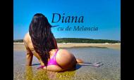 Diana Cu de Melancia e as curvas que levam à loucura...