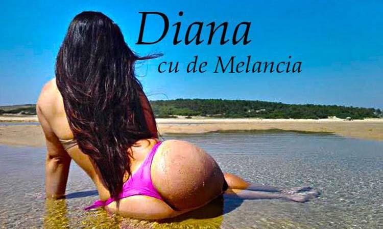 Entrevista com Diana Cu de Melancia