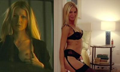 O sexo com Gwyneth Paltrow é um tédio!