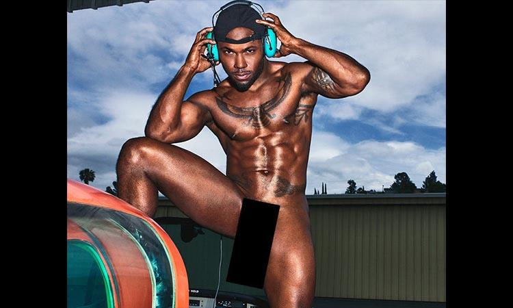 Ninguém pára de falar no nu NSFW do rapper Milan Christopher