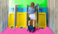 As mulheres já podem urinar como um homem!