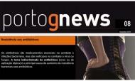 Porto G News: Newsletter sobre resistência antibiótica