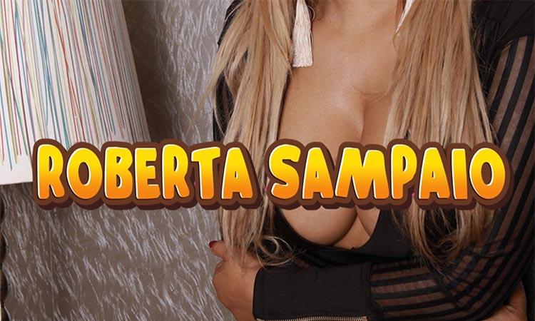 Escort em Entrevista: Roberta Sampaio