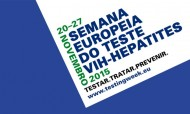 Semana Europeia do Teste VIH e Hepatites