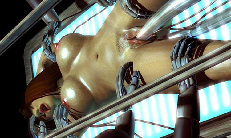 Robôs sexuais vão substituir os homens já em 2050
