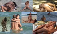 O sexo na praia é o máximo, mas dá prisão!