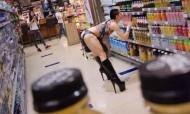 Drag Queen incendiou a Internet (só por ir às compras!)