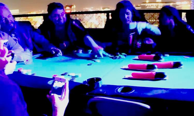 Nova moda de apostas nos Casinos de Las Vegas