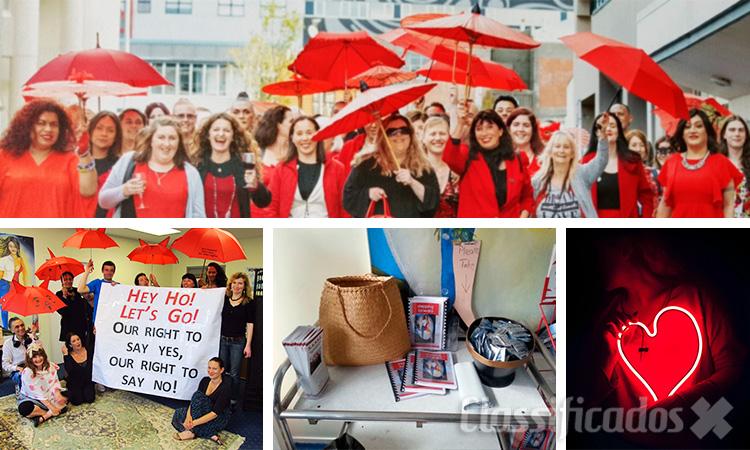 Reportagem na Nova Zelândia sobre trabalho sexual: Um exemplo para o mundo