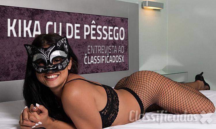 Entrevista com Kika Cu de Pêssego