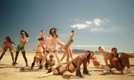 Penélope Cruz dirige anúncio de lingerie