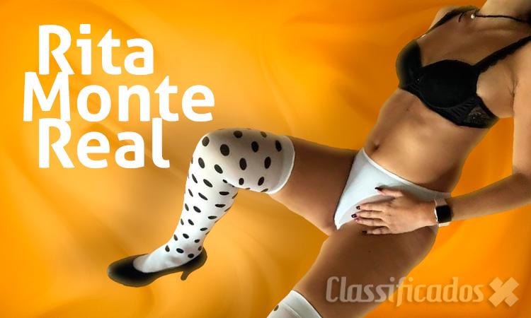 Escorts em Entrevista: Rita Monte Real