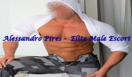 Alessandro Pires -  Elite Male Escort