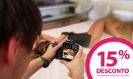 Promoção nas Sessões fotográficas do Classificados X